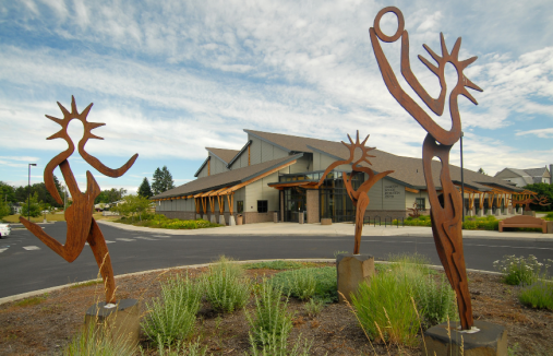 Moscow Idaho Hamilton Indoor Recreation Center