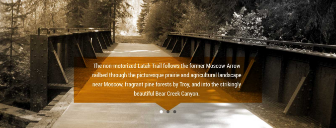 Latah Trail